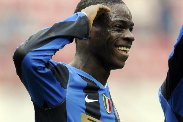 Apenas era un jugador que buscaba ganarse un lugar con el Inter, pero tr...