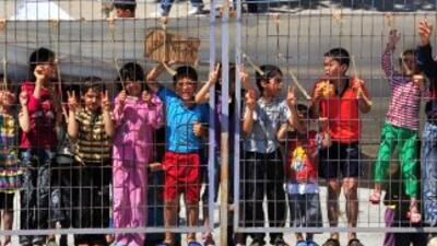 La revuelta de Siria ha dejado más de 10 mil refugiados, según organismo...