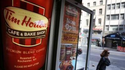 Canadá aprobó la adquisición de la cadena canadiense de cafeterías y com...