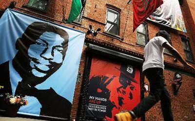 Las protestas contra los abusos policiales se extendieron a Nueva York