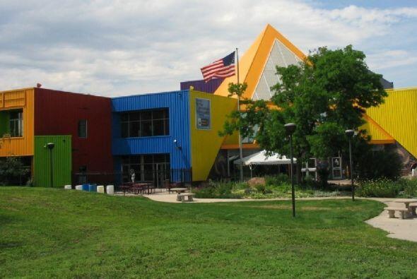 MUSEO DE LOS NI'OS DE DENVER - Con exposiciones permanentes que consiste...