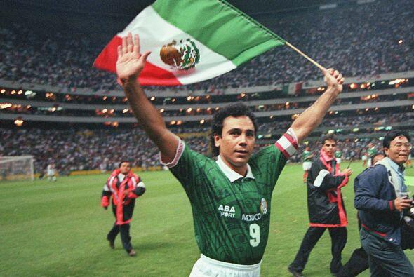 Ese duelo también serviría como despedida para Hugo Sánchez como integra...