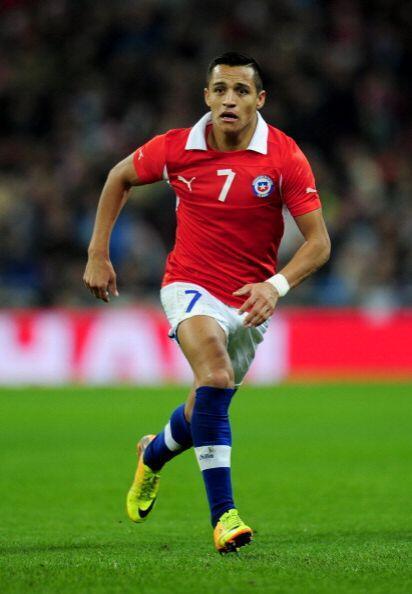 Alexis Sánchez.- El jugador más importante de todo Chile,...