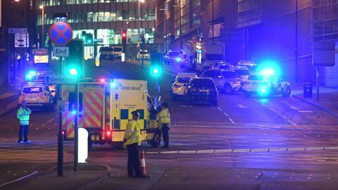 Terror en Manchester: así se vivió la explosión catalogada por autoridad...