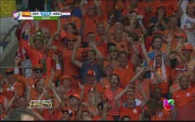 La naranja mecánica feliz de la venganza ante España