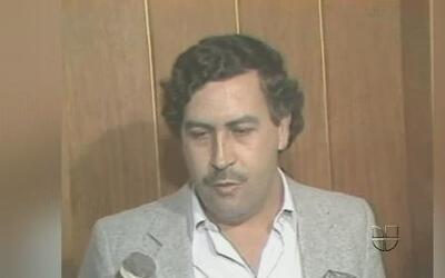 La vida de Pablo Escobar será llevada a la televisión en Colombia