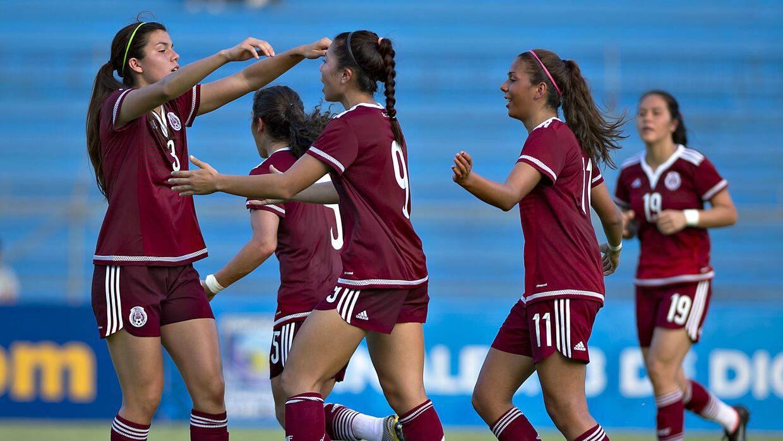 La selección de México sub 20 consiguió su pase al mundial