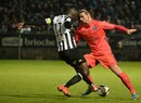Angers empató 0-0 con PSG