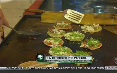 """La buena gastronomía, otro de los encantos de la """"Bella Airosa"""""""