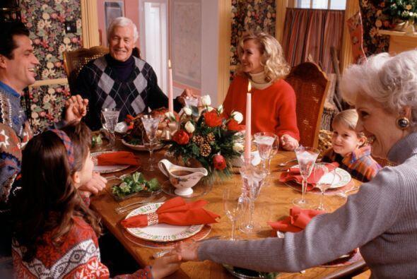 La comida de Thanksgiving es el momento ideal para transferir nuestra e...