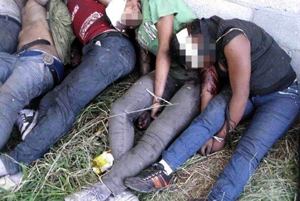 Una de las masacres más conocidas fue la de 72 indocumentados en el ranc...
