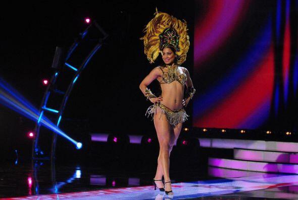 Esta chica de Nueva York nos transportó a Brasil con su baile.