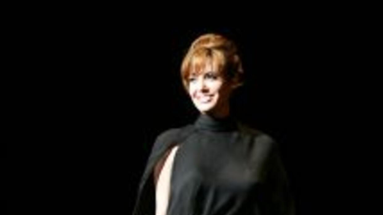 Angelina Jolie aparece en unas fotografías nunca antes vistas, datadas d...