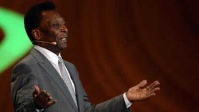 El balón de Oro fue el único premio individual que Pelé no ganó como pro...