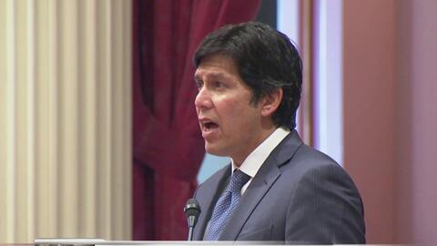 Kevin de León arremete contra plan migratorio de Trump