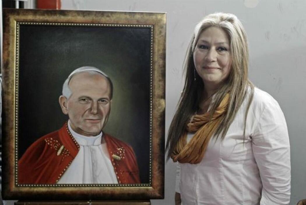Floribeth Mora, la mujer costarricense que fue sanada de un aneurisma ce...