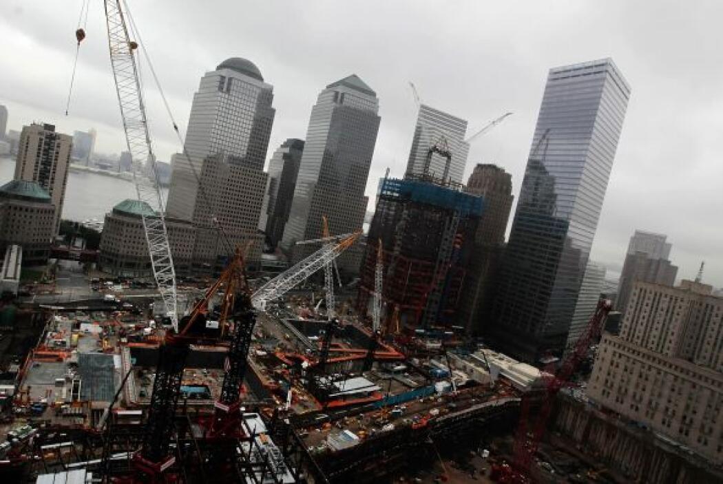 El mundo cambió el 11 de septiembre de 2001. La inocencia fue reemplazad...