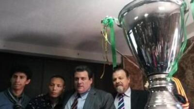Se anunció la 'Copa José Sulaimán' (Foto: Twitter).