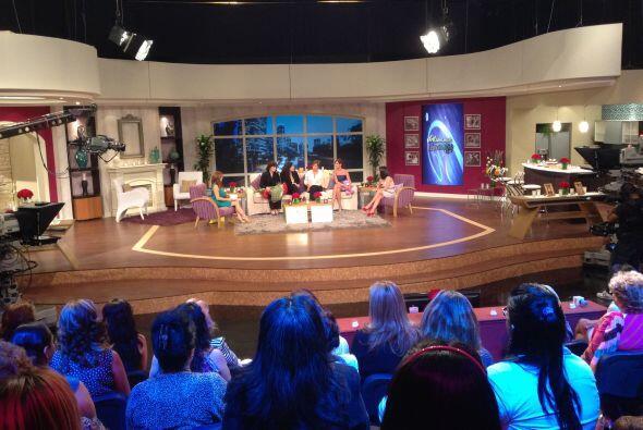 El público también tuvo su momento especial y pudo hacerle preguntas a n...