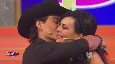 Julián Figueroa tiene a la mejor madre del mundo