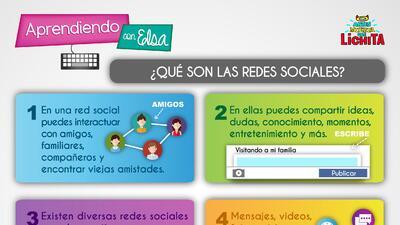 Aprendiendo Con Elsa: Aprende a usar las redes sociales