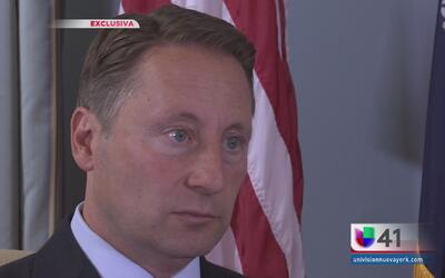 ¿Por qué Rob Astorino apoya a Donald Trump?
