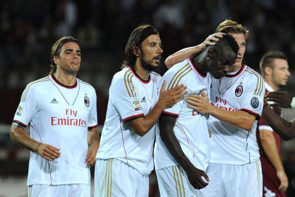 El Milán, por su parte, confía en enderezar su situaci&oac...