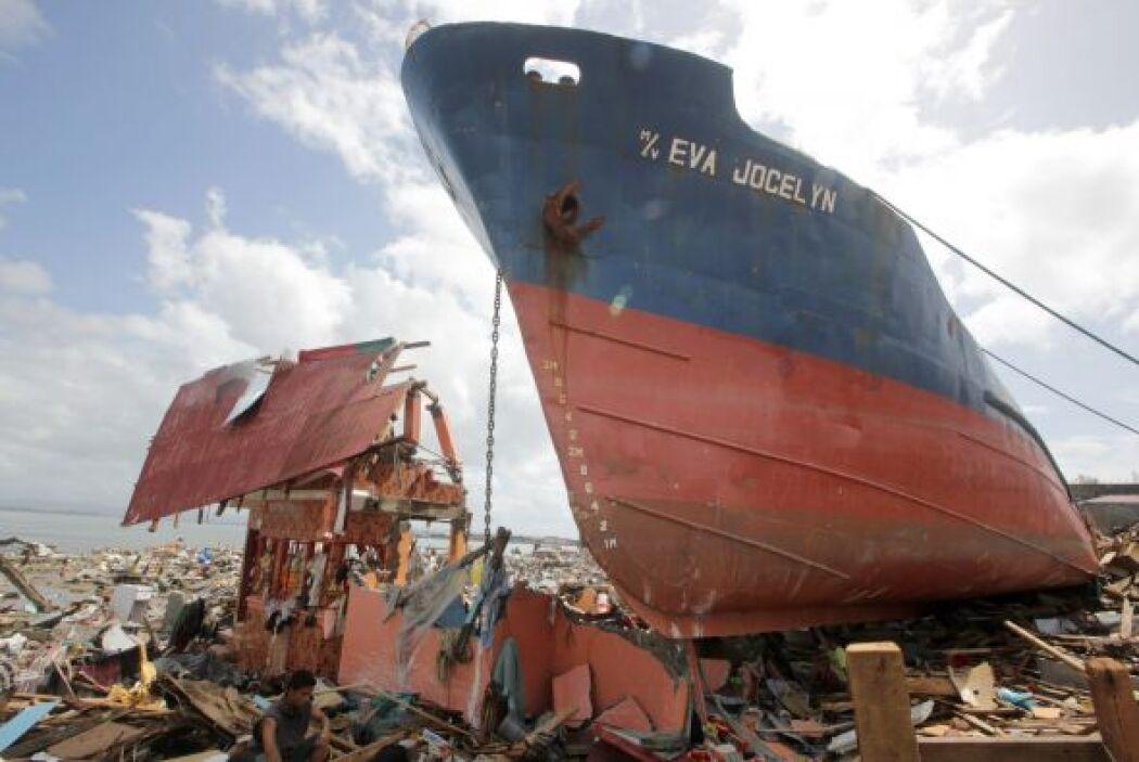 El portavoz de la ONG explica que los equipos de rescate todavía no han...