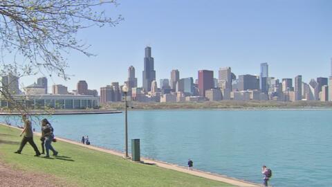 Chicago estará sin lluvias y con temperaturas agradables