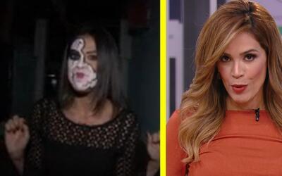 #DAEnUnMinuto: Carolina salió corriendo de miedo y Karla sabe de dolores...