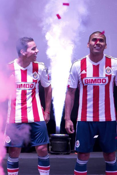 Con ellos, aunados a la experiencia de Omar Bravo, Carlos Salcido, Jair...