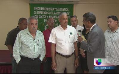 Sin acuerdos entre el gobierno de Puerto Rico y los unionados gubernamen...