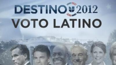 La encuesta fue realizada por Univision y Latino Decisions.