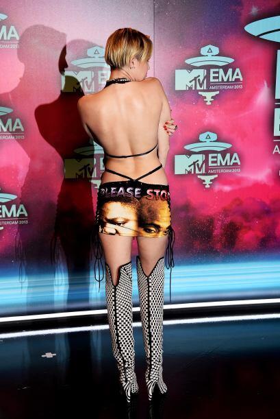 MTV EMA's 2013