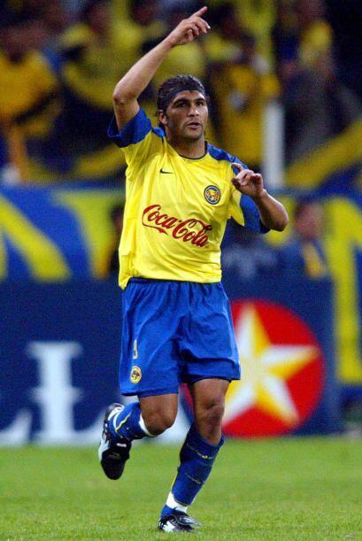 Reinaldo Navia jugaba con las águilas y a cinco minutos del final...