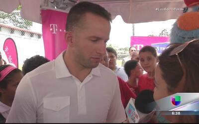 José Juan Barea y sus planes con Viviana Ortiz