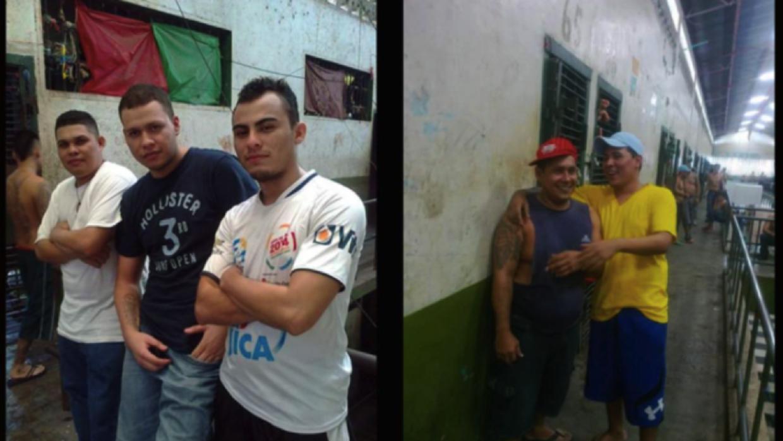 En una prisión de máxima seguridad de Nicaragua gracias a Facebook carce...