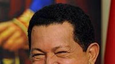 Chávez aseguró que sería el primero en llamar a nuevo presidente de Colo...
