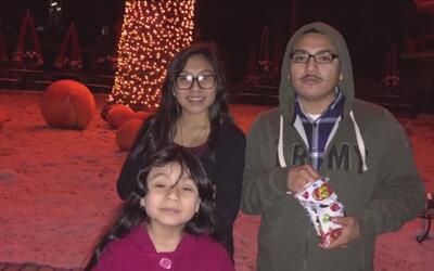 Familiares comparten su temor por la deportación de Alan Muñoz