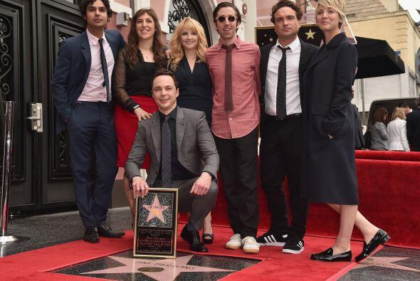 'The Big Bang Theory' sigue siendo de los shows más exitosos de la TV.