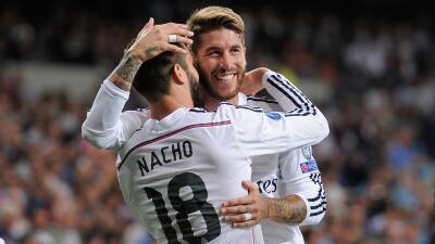 Nacho y Ramos