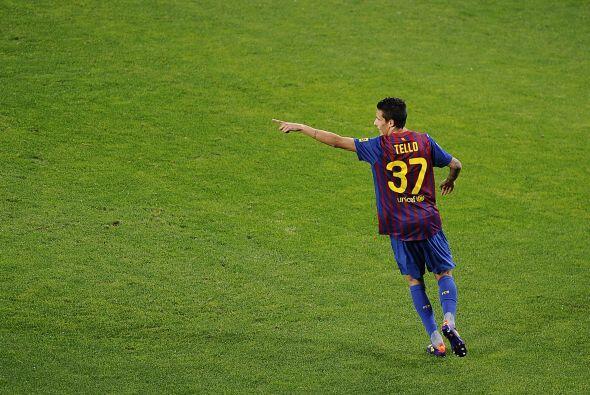 Cuenca también fue de los jugadores que marcó un doblete y puso el gol d...