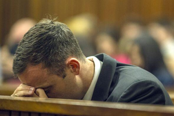 Aunque hoy se conoce la sentencia, el juicio contra el atleta comenzó el...