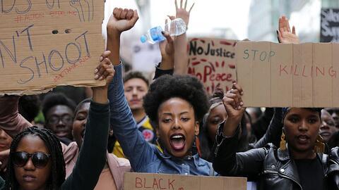 El movimiento activista Black Lives Matter surgió durante el mand...