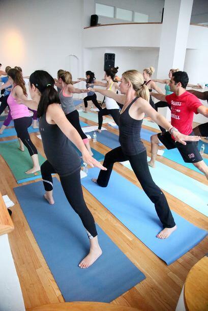 Puedes mantenerte en forma realizando actividad física. No es necesario...