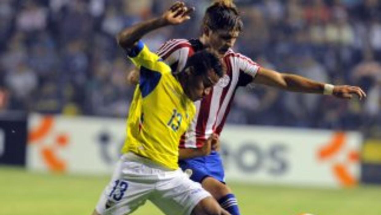 Con este resultado, Paraguay y Ecuador alcanzaron 4 puntos, donde los an...