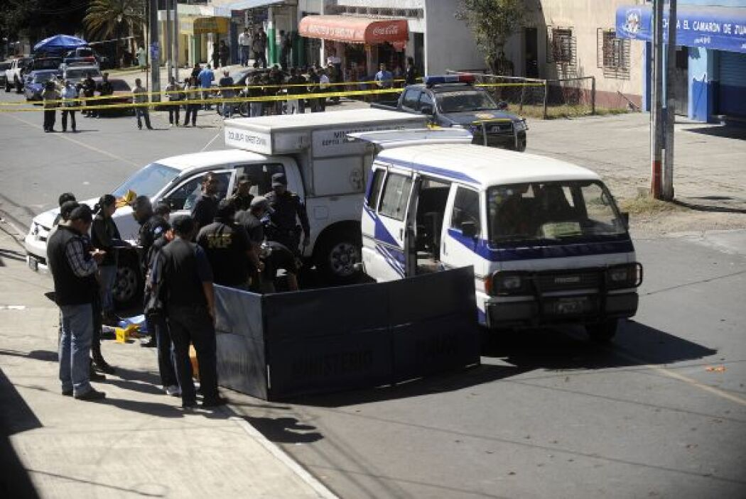 El año pasado, según los registros de la Policía, murieron 13 personas l...
