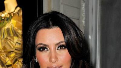 Kim Kardashian posee nada menos que 224 pares de zapatos Christian Loubo...