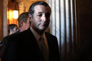 El senador republicano de Idaho, Ted Cruz.