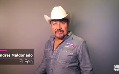 Lo nuestro según Andres Maldonado de El Bueno, La Mala y El Feo